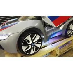 CUSTOM MADE BMW I8 ELEKTRISCHE KINDERAUTO 12V 2.4G