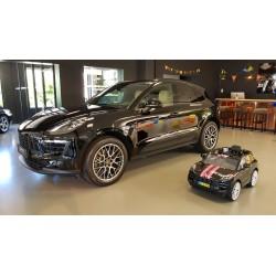 custom porsche macan elektrische kinderauto