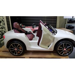 BENTLEY EXP12 ELEKTRISCHE KINDERAUTO 12v 2.4G WIT