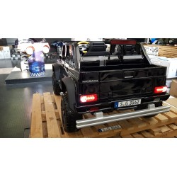 CUSTOM ELEKTRISCHE KINDERAUTO MAYBACH G650 STRIPING 12V 2.4G