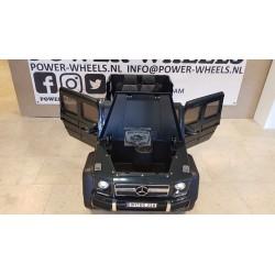 MERCEDES AMG G63 6×6 4WD MP4 12V 2.4G GROEN