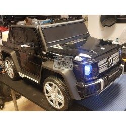 kinderauto Mercedes-Benz AMG G650 Maybach accu 1 persoons