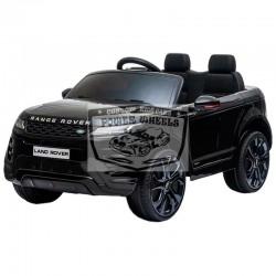 Range Rover Evoque ELEKTRISCHE KINDERAUTO 4X4 MP4 12V 2.4G RC metallic zwart 1P