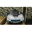 BMW i8 elektrische kinderauto 12V met vleugeldeuren