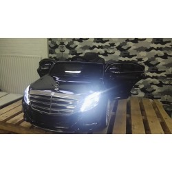Mercedes S600 2.4G METALLIC ZWART
