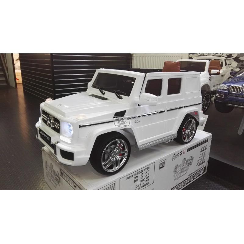 G63 AMG WIT