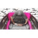Mercedes A45 AMG 2.4G RC 12V ROZE