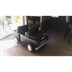 CUSTOM MADE CHEVY PICKUP 1956 ELEKTRISCHE KINDERAUTO