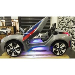 CUSTOM MADE BMW I8 ELEKTRISCHE KINDERAUTO 12V 2.4G