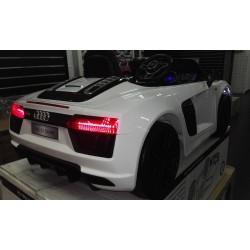Audi R8 Spyder elektrische kinderauto 12V 2.4G