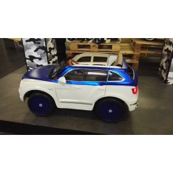 CUSTOM MADE BENTLEY BENTAYGA ELEKTRISCHE KINDERAUTO 12V 2.4G