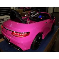 S63 AMG ROZE