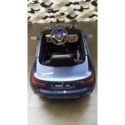 BMW X6 BLAUW METALLIC