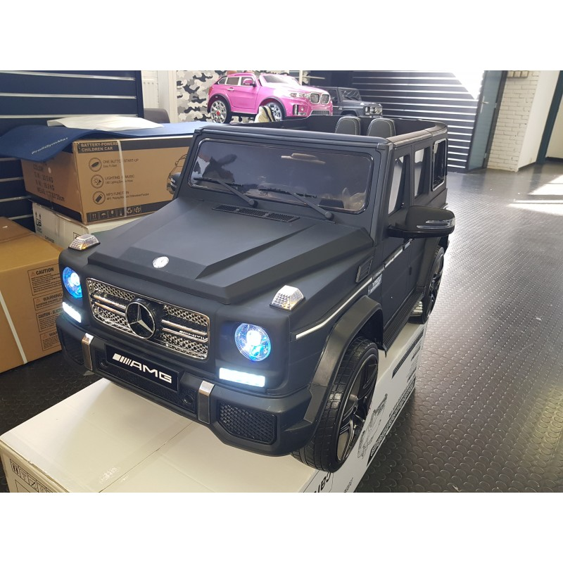 CUSTOM MADE G65 AMG ELEKTRISCHE KINDERAUTO 12V 2.4G