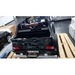 kinderauto Mercedes-Benz AMG G650 Maybach accu 2 persoons