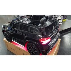 CUSTOM MADE GLS63 AMG ELEKTRISCHE KINDERAUTO RODE LED 12V 2.4G