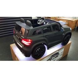 CUSTOM MADE GLS63 AMG ELEKTRISCHE KINDERAUTO LED WIT 12V 2.4G