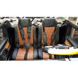 CUSTOM ELEKTRISCHE KINDERAUTO MAYBACH G650 STRIPING 12V 2.4G