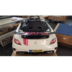 CUSTOM ELEKTRISCHE KINDERAUTO MERCEDES SLS AMG STRIPING 12V 2.4G