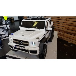 MERCEDES AMG G63 6×6 4WD MP4 12V 2.4G WIT 1P