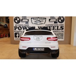 MERCEDES GLC63 2 PERSOONS 4WD 2X12V 2.4G RC WIT