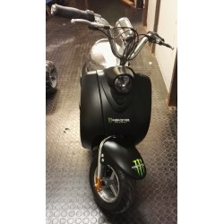 custom scooter monster energy