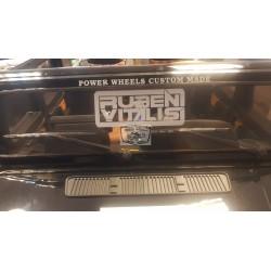 CUSTOM ELEKTRISCHE KINDERAUTO MAYBACH G650 DJ RUBEN VITALIS