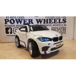 CUSTOM MADE BMW X6M ELEKTRISCHE KINDERAUTO 12V 2.4G
