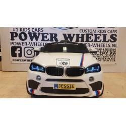 CUSTOM MADE BMW X6M ELEKTRISCHE KINDERAUTO 12V 2.4G