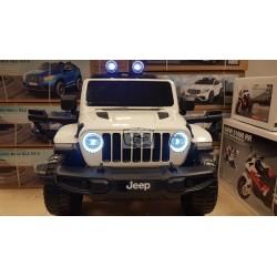 Jeep wrangler Rubicon 12v 2.4g RC wit elektrische auto