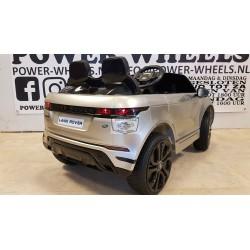 Range Rover Evoque ELEKTRISCHE KINDERAUTO 4X4 MP4 12V 2.4G RC metallic grijs 1P