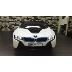 BMW I8 WIT
