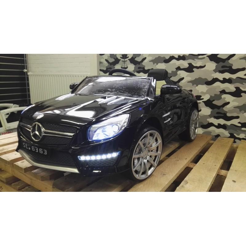 Mercedes SL63 AMG kinderauto 12 volt 2.4G RC