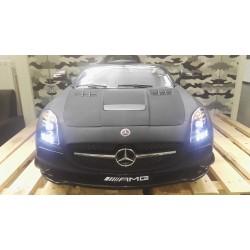 Mercedes SLS AMG MATZWART