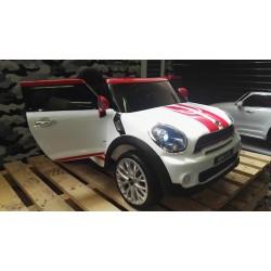 Mini Cooper Paceman elektrische kinderauto 12 volt 2.4G