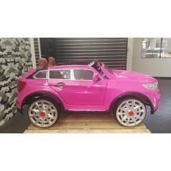 V8 elektrische kinderauto ROZE